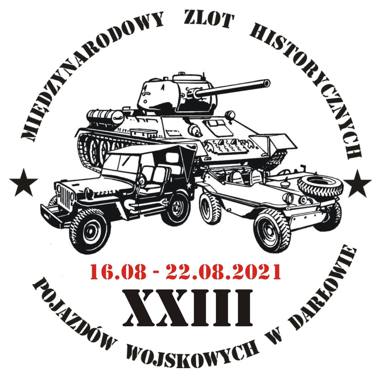 Międzynarodowy Zlot Historycznych Pojazdów Wojskowych w Darłowie